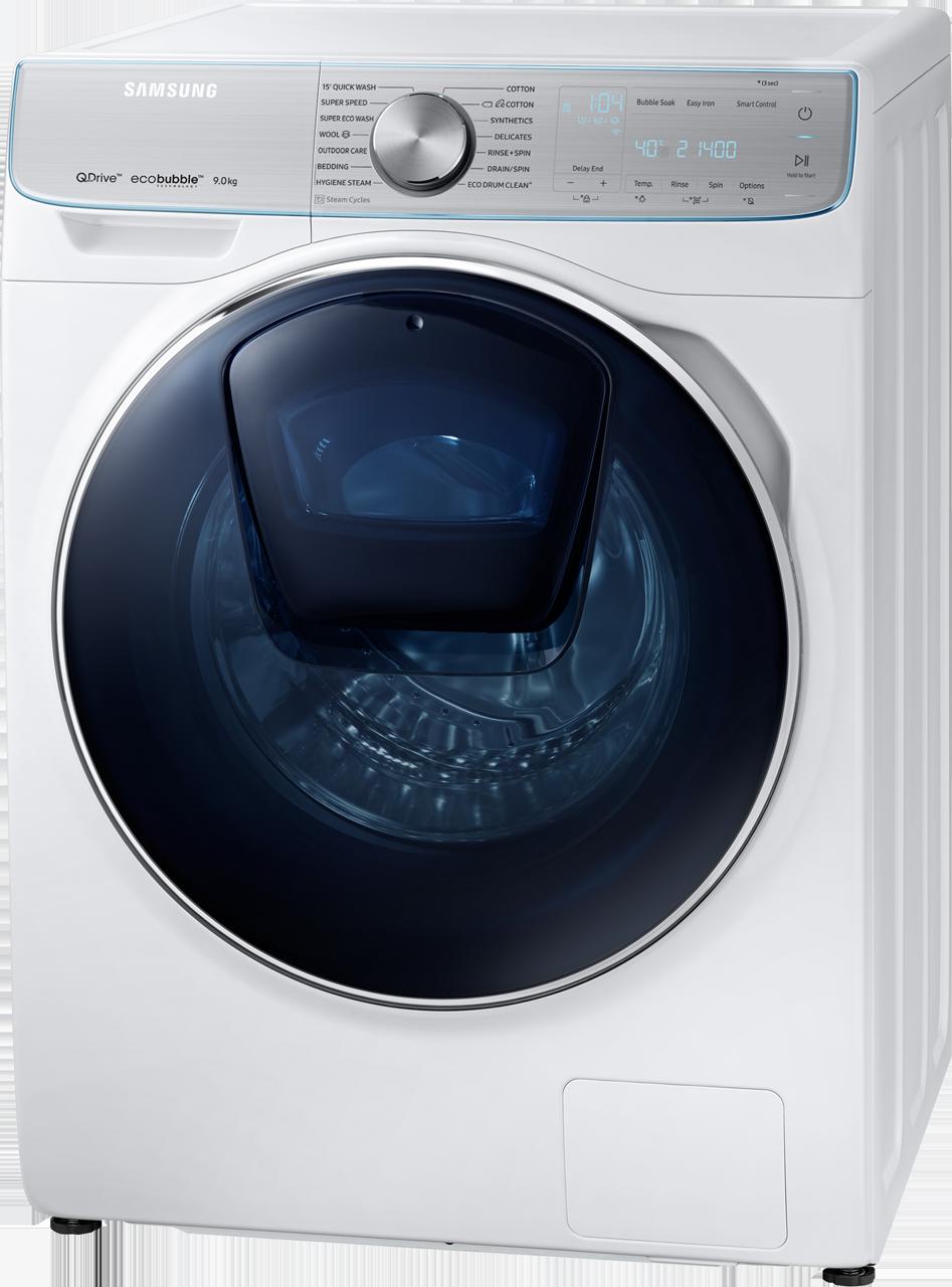 samsung quickdrive ww90m741nor washing machine white. Black Bedroom Furniture Sets. Home Design Ideas
