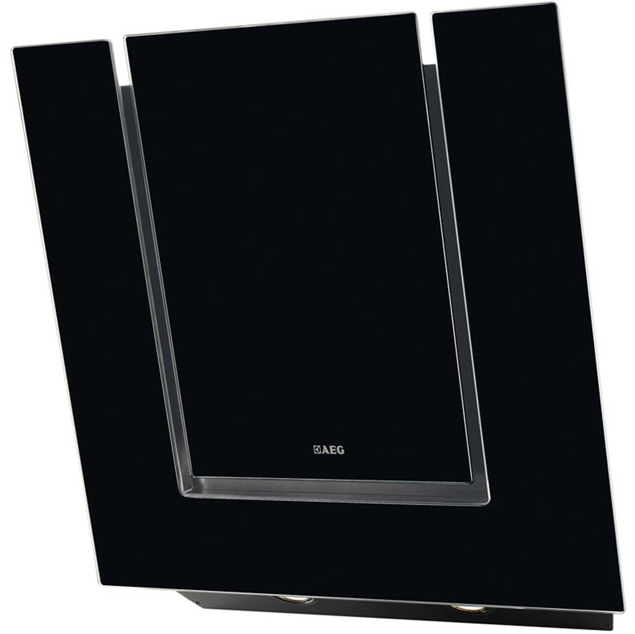 AEG X65165BV10 Integrated Cooker Hood in Black