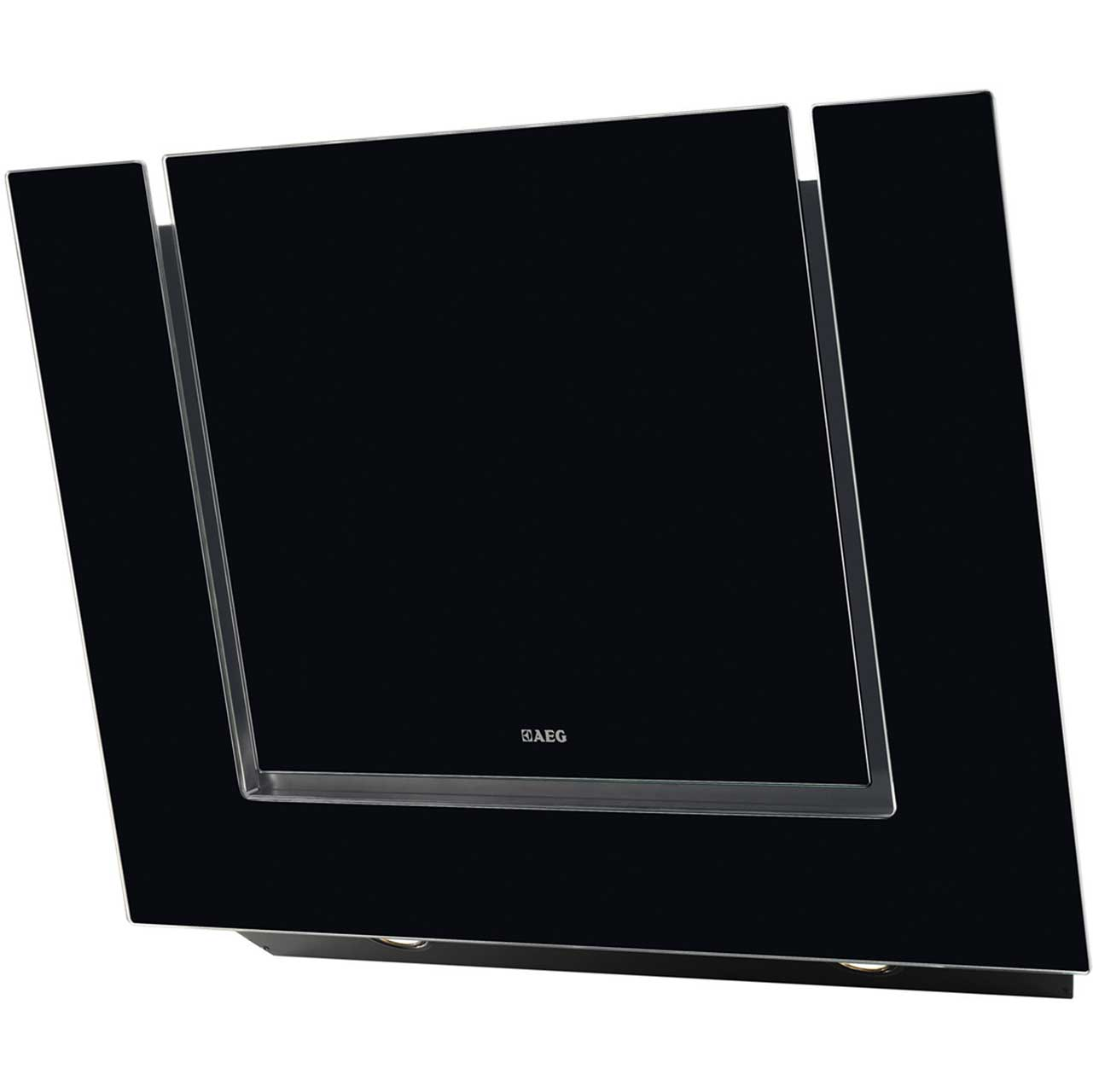 AEG X68165BV10 Integrated Cooker Hood in Black