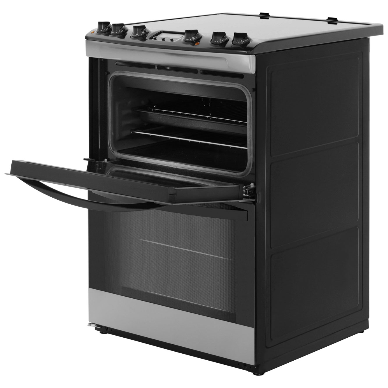 Zanussi Zci68300ba Avanti Free Standing Electric Cooker