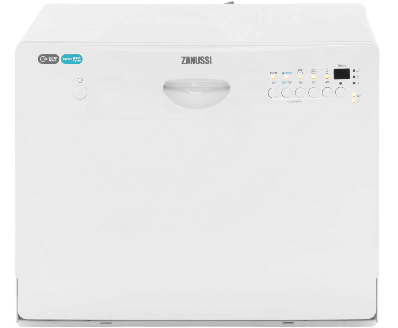 Zanussi ZDM16301WA Table Top Dishwasher - White