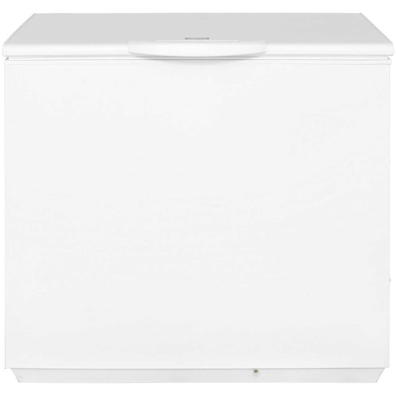 Zanussi ZFC26500WA Free Standing Chest Freezer in White
