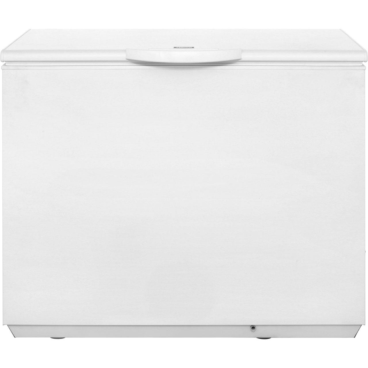 Zanussi ZFC31500WA Free Standing Chest Freezer in White