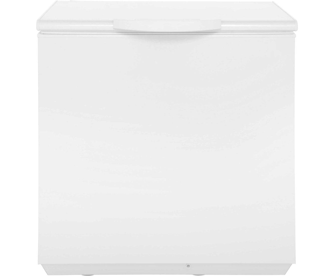 Zanussi ZFC321WA Free Standing Chest Freezer in White