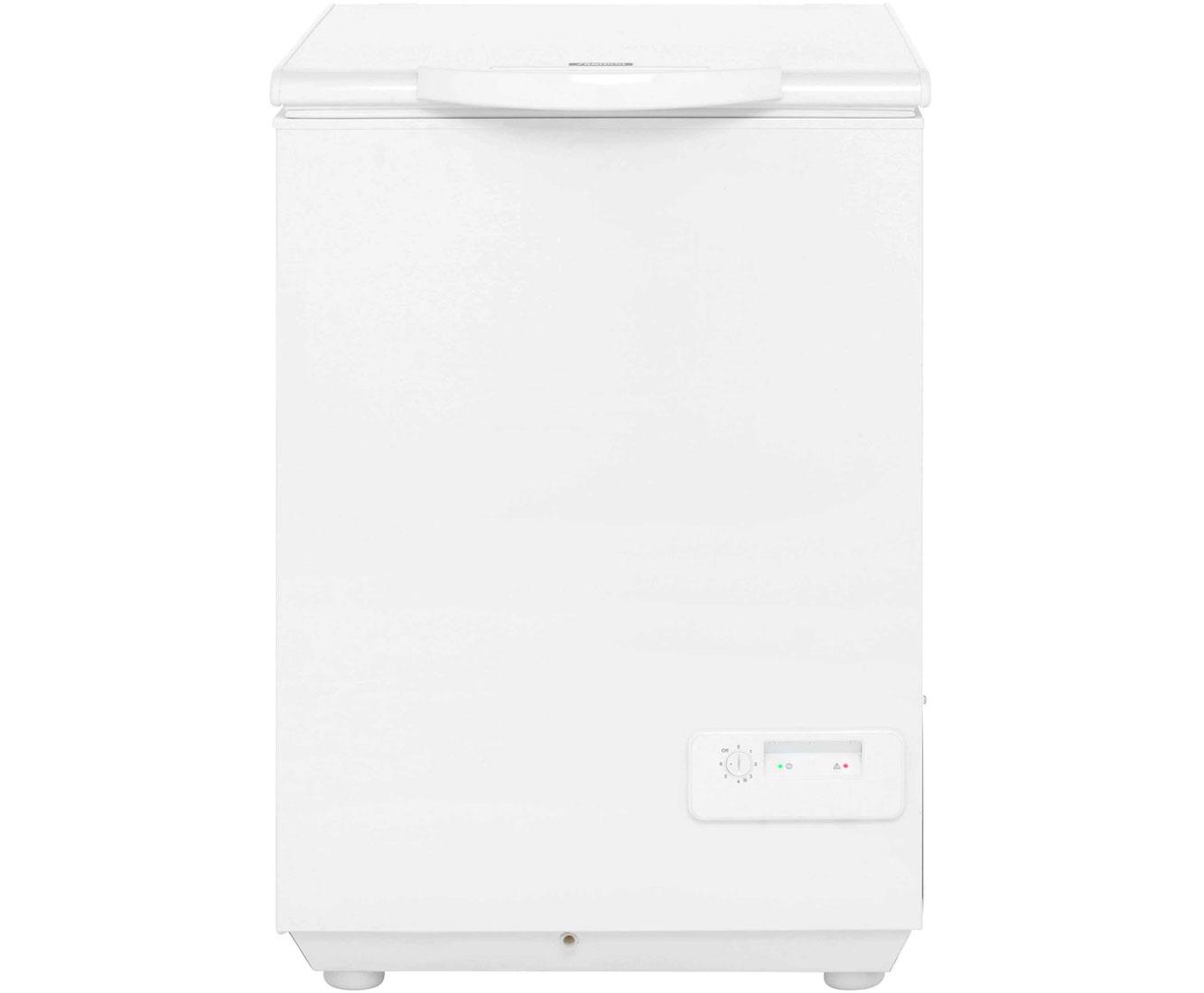 Zanussi ZFC620WAP Free Standing Chest Freezer in White