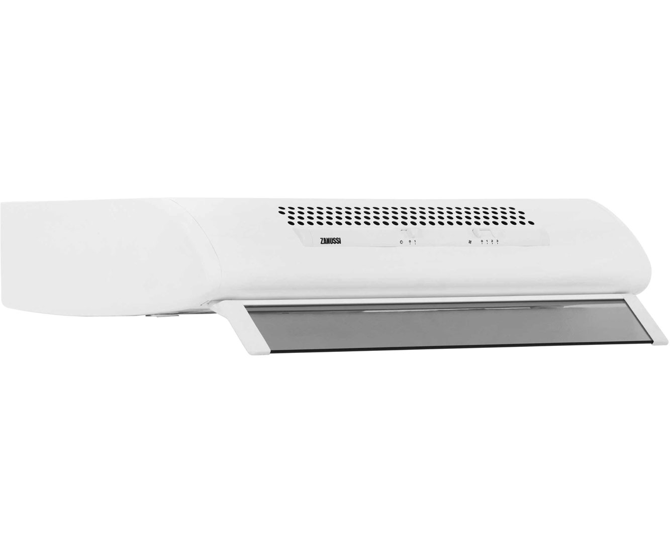 Zanussi ZHT610W Integrated Cooker Hood in White