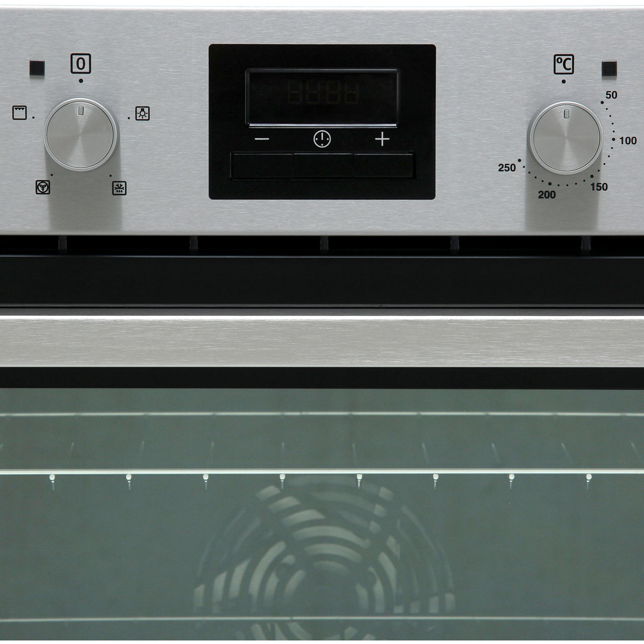 Zanussi Zoa35471xk Built In 59cm A Electric Single Oven Stainless