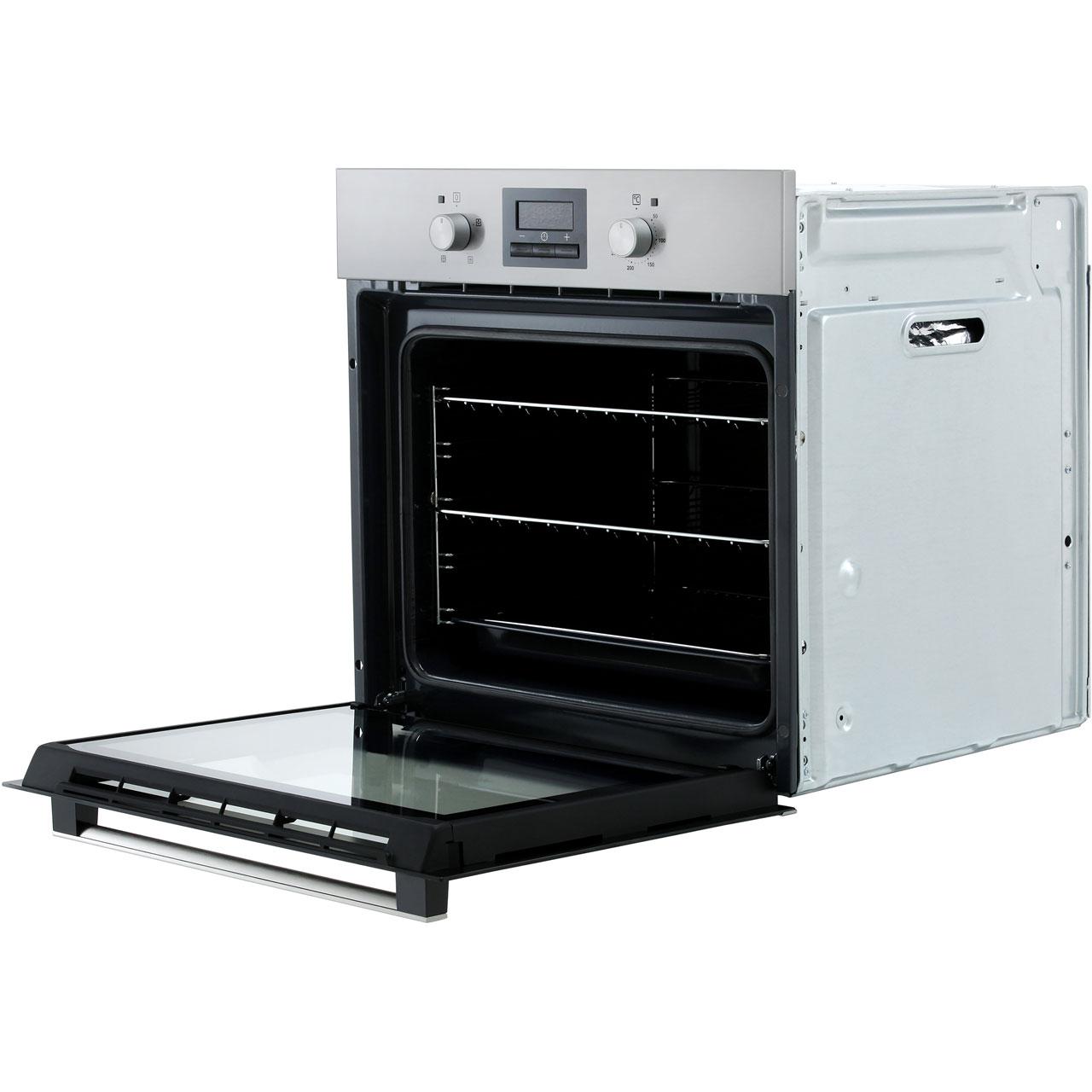 Zanussi Zoa35471xk Built In 59cm A Electric Single Oven