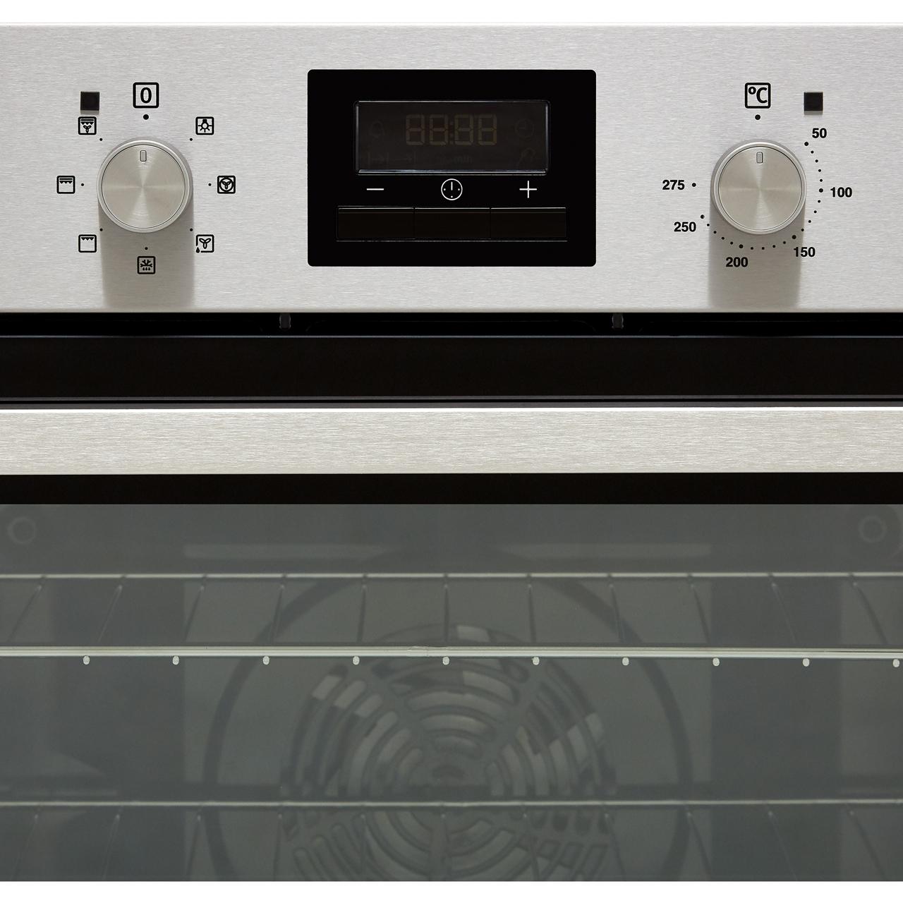 Zanussi Zob35471xk Built In 59cm A Electric Single Oven
