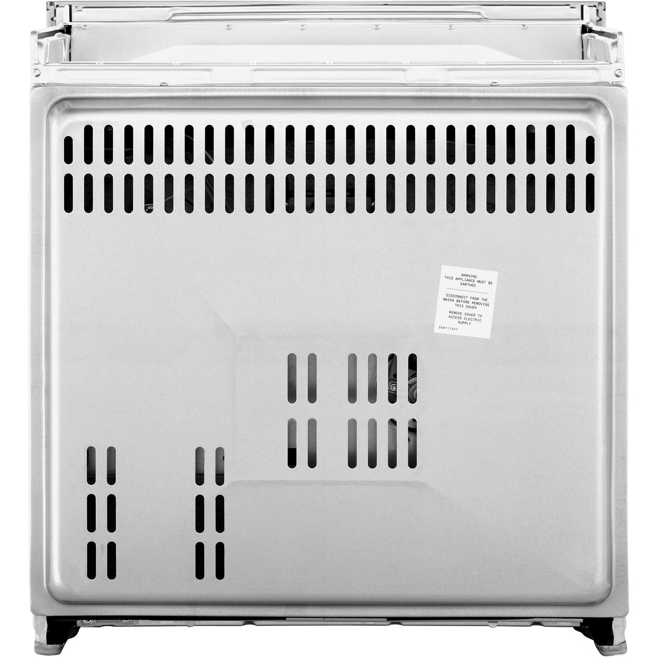 Zanussi Zpvf4130x Single Oven Amp Ceramic Hob Built In