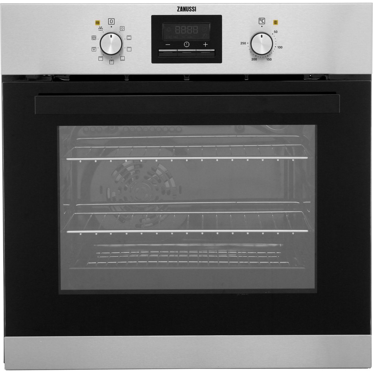 Zanussi Zzb35901xc Built In 59cm A Electric Single Oven