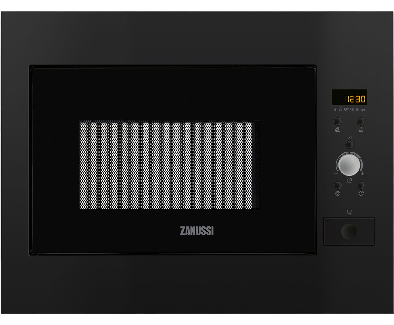 Zanussi ZBM26542BA Integrated Microwave Oven in Black