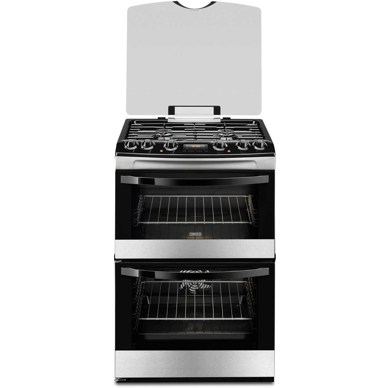 Zanussi Avanti ZCK68200X Free Standing Cooker in Stainless Steel