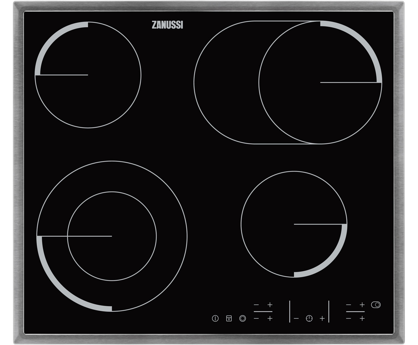 Wiring A Zanussi Ceramic Hob Best Secret Diagram In New Oven And Induction Diynot Forums Zev6646xba Bk 58cm Black Ao Com How To Wire Electric