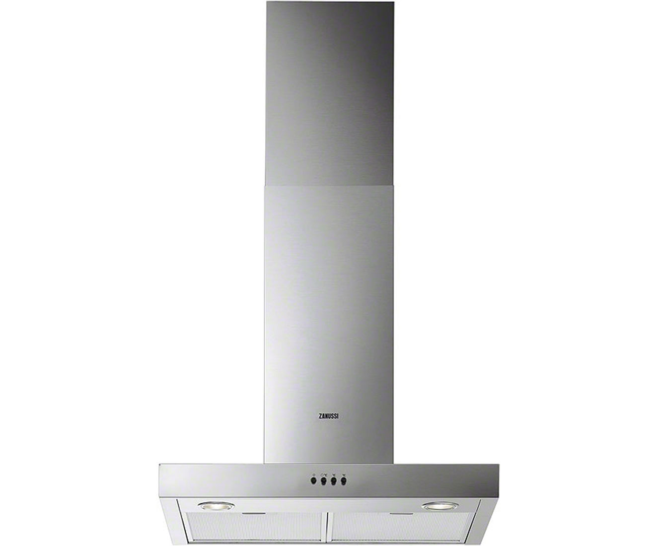 Zanussi ZHC62661XA Integrated Cooker Hood in Stainless Steel