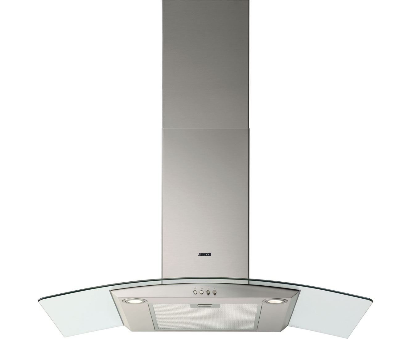 Zanussi ZHC9234X Integrated Cooker Hood in Stainless Steel