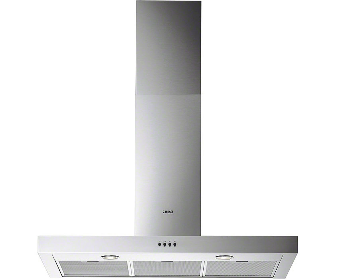 Zanussi ZHC92661XA Integrated Cooker Hood in Stainless Steel