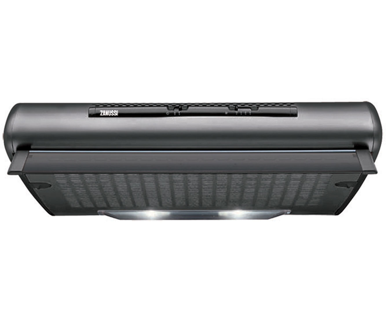 Zanussi ZHT610N Integrated Cooker Hood in Black