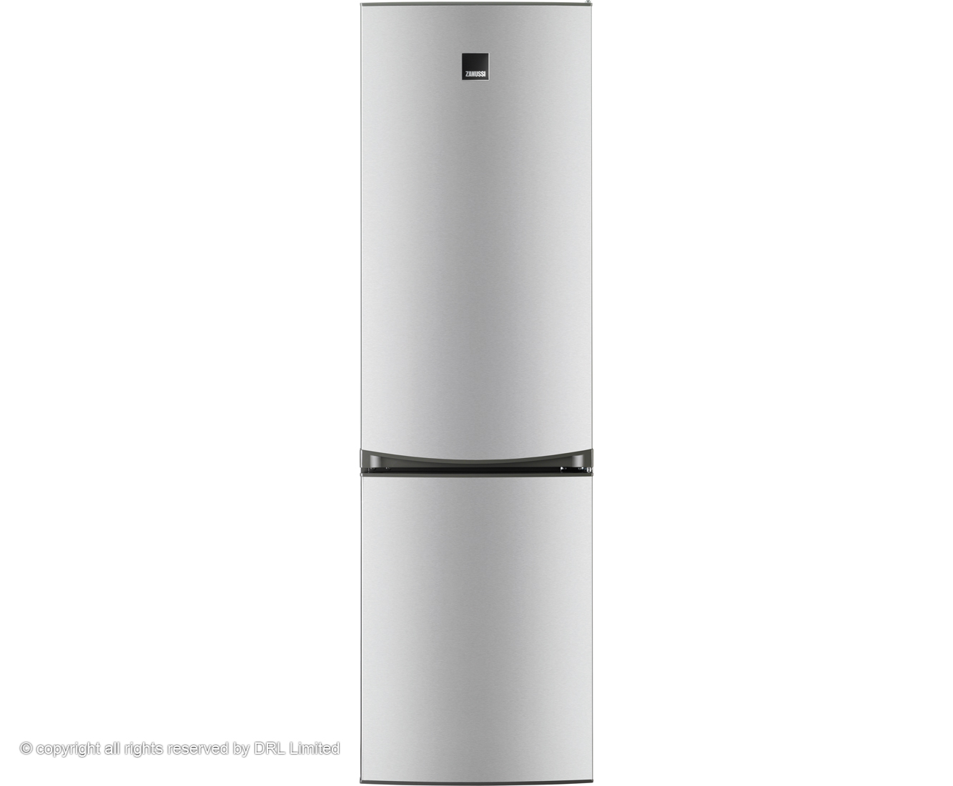 Zanussi ZRB32212XA Frost Free Fridge Freezer - Stainless Steel