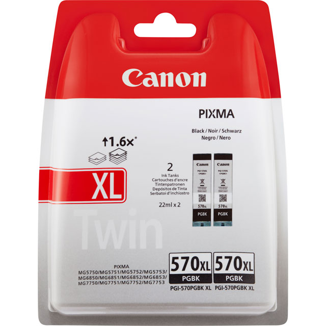 Canon PGI-570XL Printer Ink Cartridge