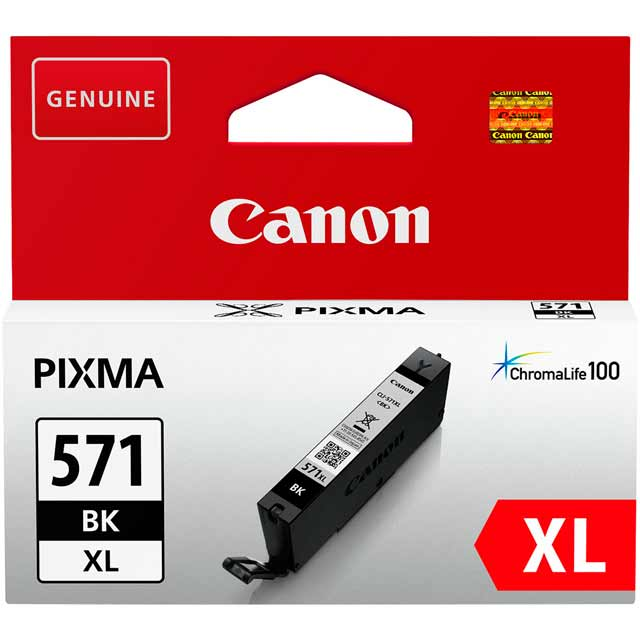 Canon CLI-571XL Printer Ink Cartridge