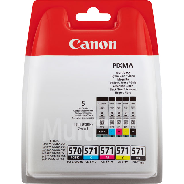 Canon Ink 0372C004 Printer Ink