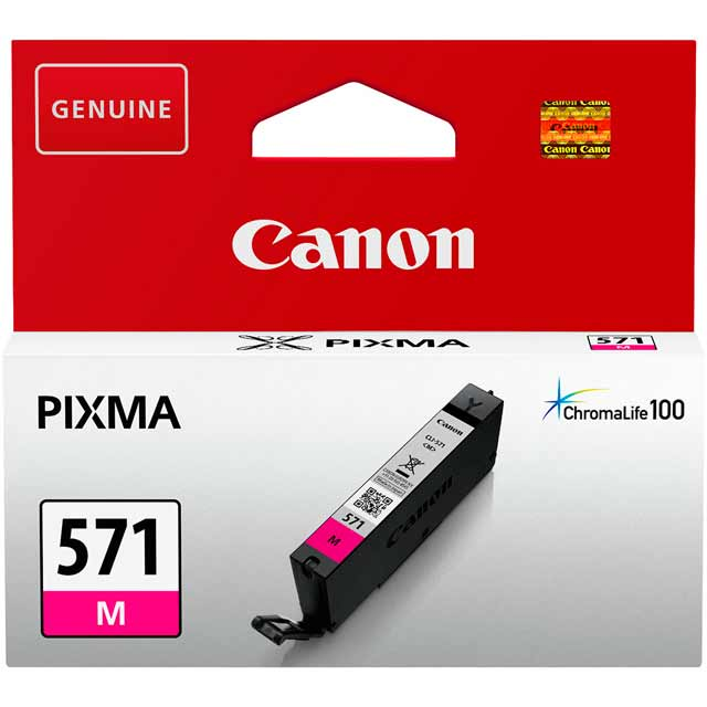 Canon CLI-571M Magenta Ink Cartridge