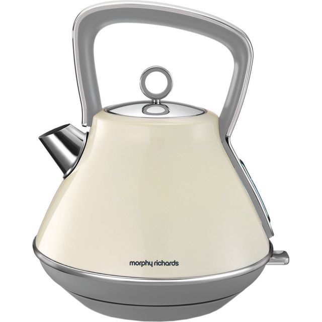 Morphy Richards Evoke 100107 Kettle - Cream - 100107_CR - 1
