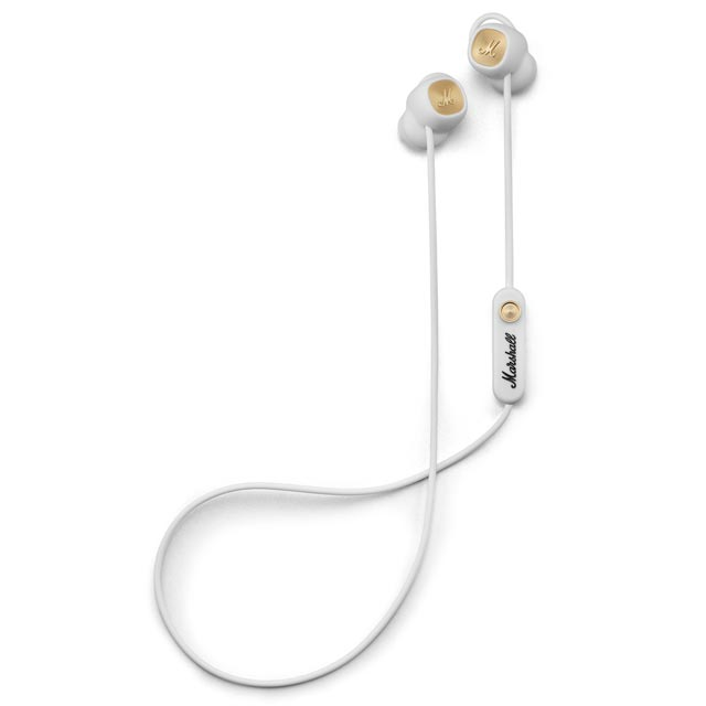 Marshall Minor II BT In-ear Wireless Headphones - White - 1001895 - 1