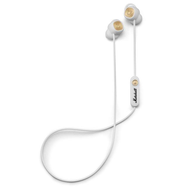Marshall Minor II BT 1001895 Headphones in White