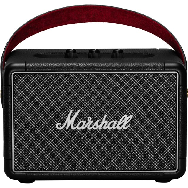 Marshall Kilburn II Portable Wireless Speaker - Black - 1002632 - 1