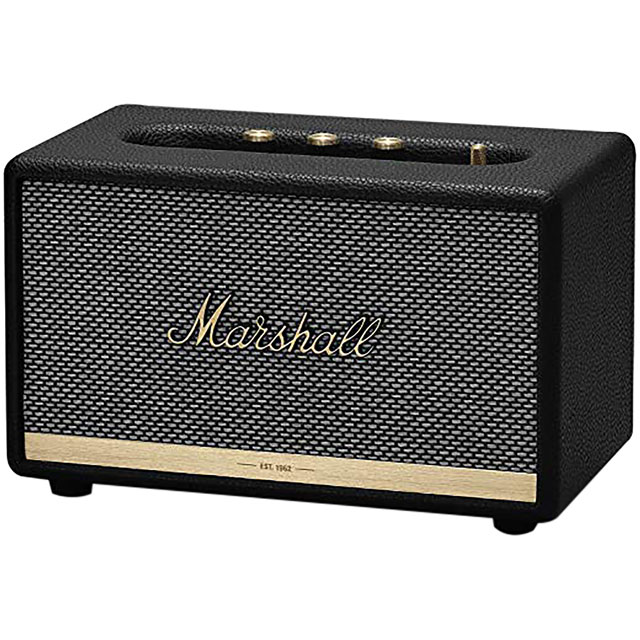 Marshall Acton II BT Wireless Speaker - Black - 1002480 - 1