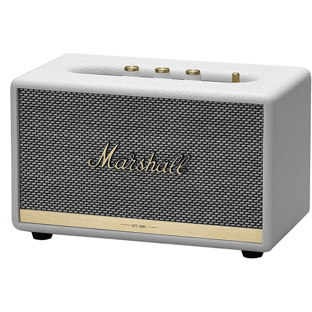 Marshall Acton II BT Wireless Speaker - White - 1002482 - 1