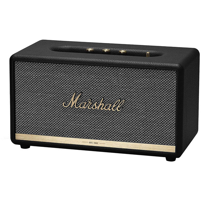 Marshall Stanmore II BT Wireless Speaker - Black