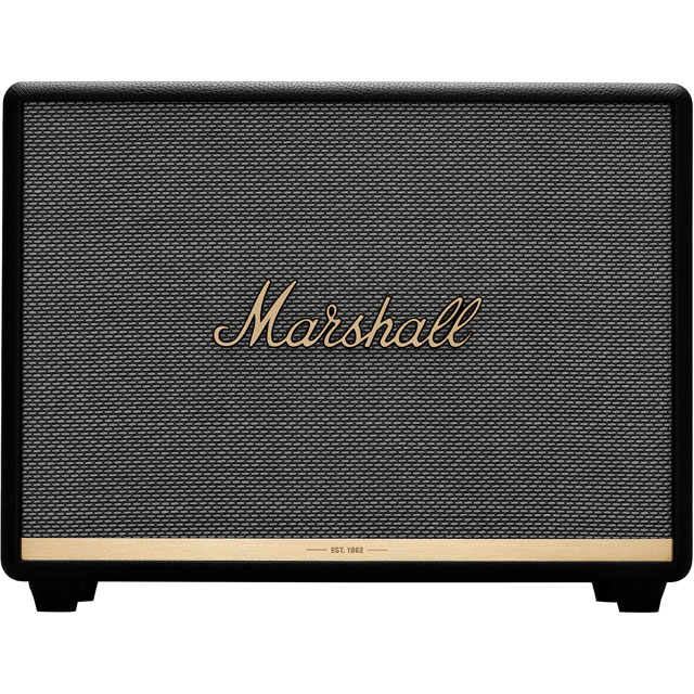 Marshall Woburn II BT Wireless Speaker - Black - 1002488 - 1