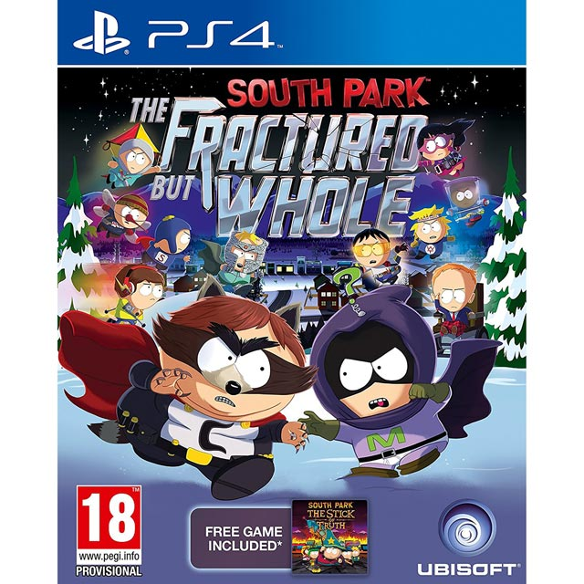 South Park: The Fractured But Whole for PlayStation 4 - 10082759 - 1