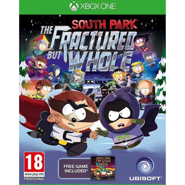 South Park: The Fractured But Whole for Xbox One - 10082760 - 1