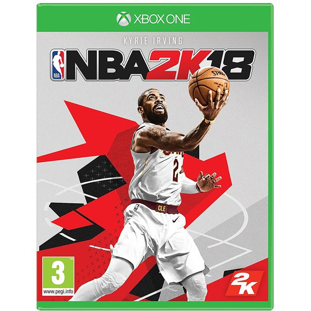 NBA 2K18 for Xbox one Game