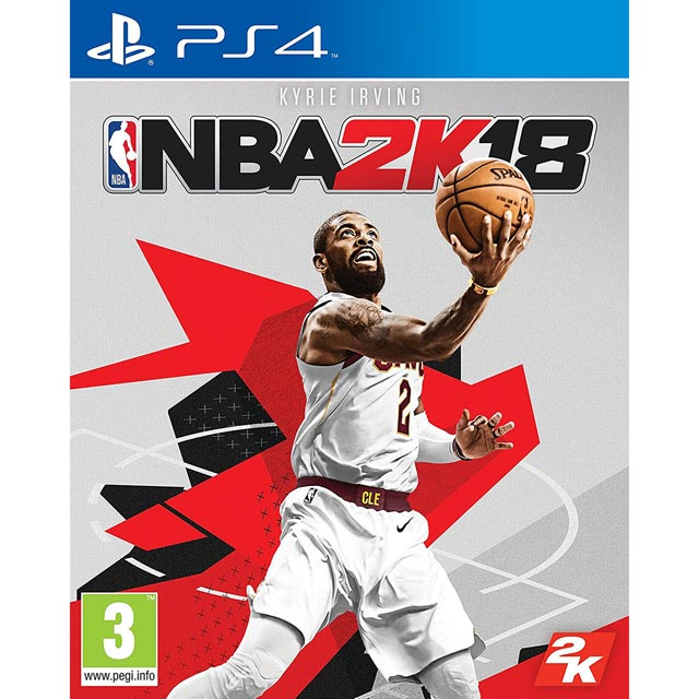 NBA 2K18 for Sony PlayStation Game