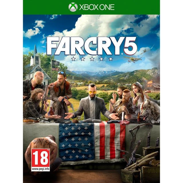Far Cry 5 for Xbox One [Enhanced for Xbox One X]