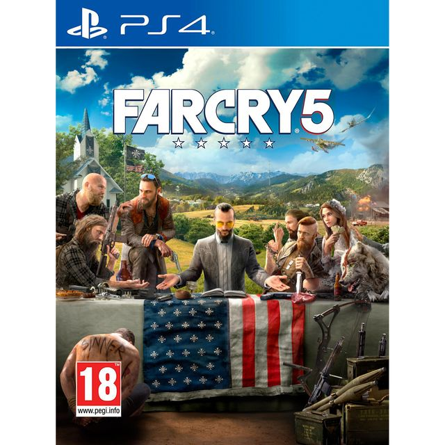 Far Cry 5 for PlayStation 4 - 10160570 - 1