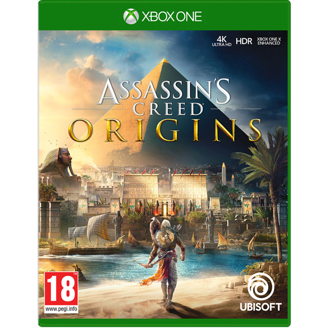 Assassins Creed: Origins for Xbox One [Enhanced for Xbox One X]