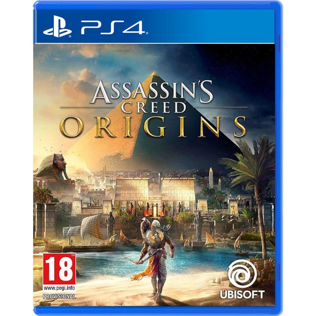 Assassins Creed: Origins for PlayStation 4