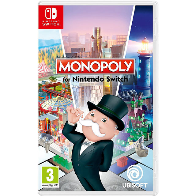 Nintendo Monopoly - Switch for Nintendo Switch - 10166710 - 10166710 - 1