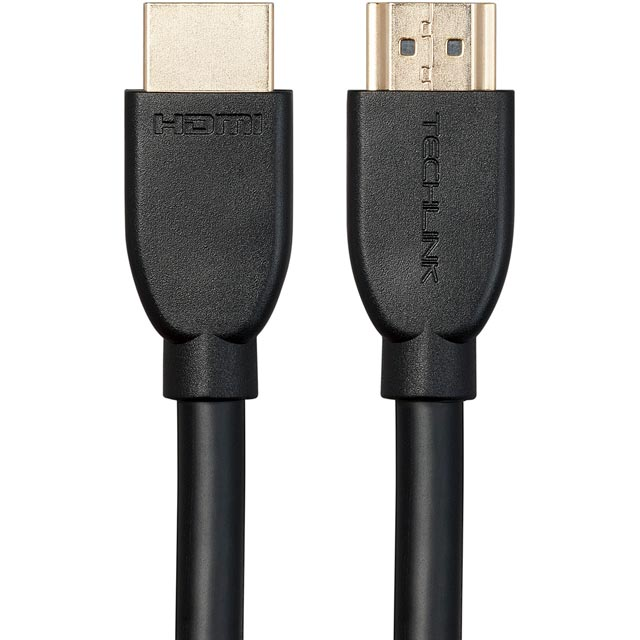 Techlink 103202 2m HDMI Cable - Black