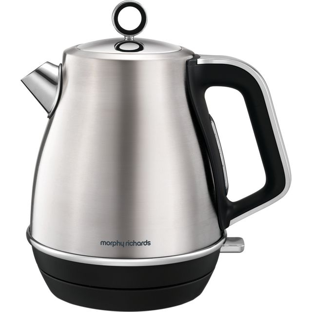 Morphy Richards Evoke 104406 Kettle - Brushed Steel