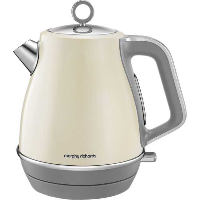 Morphy Richards Evoke 104407 Kettle - Cream - 104407_CR - 1