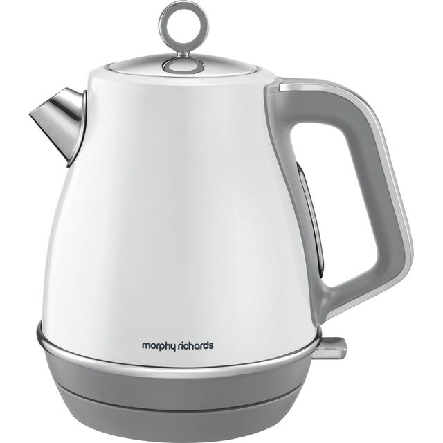 Morphy Richards Evoke 104409 Kettle - White
