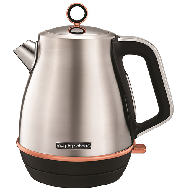 Morphy Richards Evoke Special Edition Kettle - Brushed / Rose Gold
