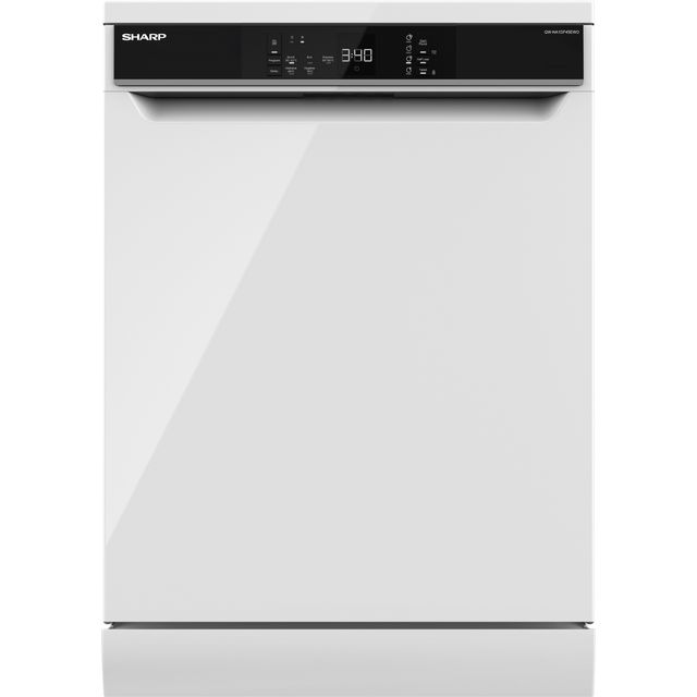 Sharp QW-NA1DF45EWO-EN Standard Dishwasher